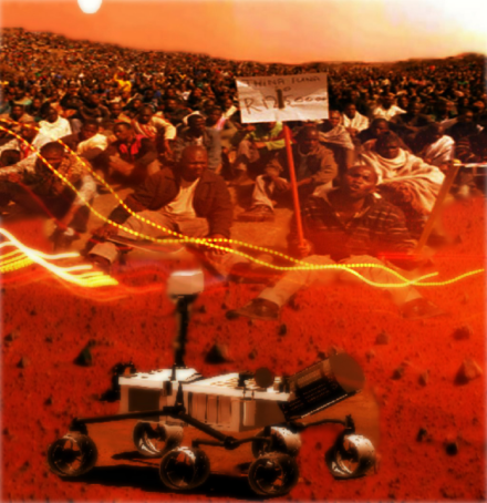 Undisclosed Finding by Mars Rover Disclosed: Niggers